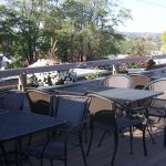 Iron Bridge Outdoor Terrace Seating